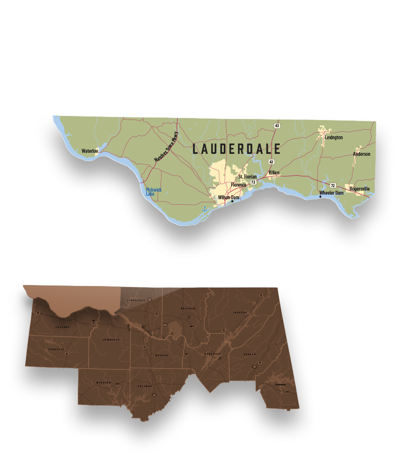Lauderdale County, Alabama