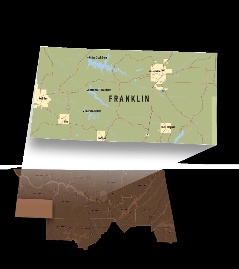 Franklin County, Alabama