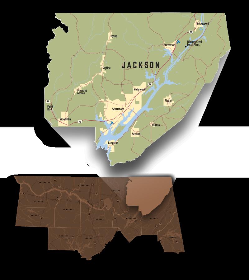 Jackson County, Alabama