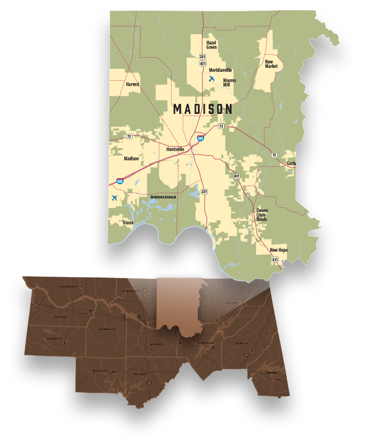 Madison County, Alabama